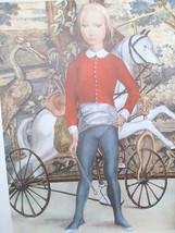 The Little Cavalier Tsugoharu Foujita (artist) - $44.10
