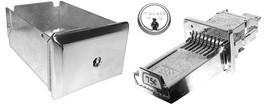 """ESD V8 kit 6"""" coin box MEDECO key & Coin slide V8-K-T GE - $77.35"""
