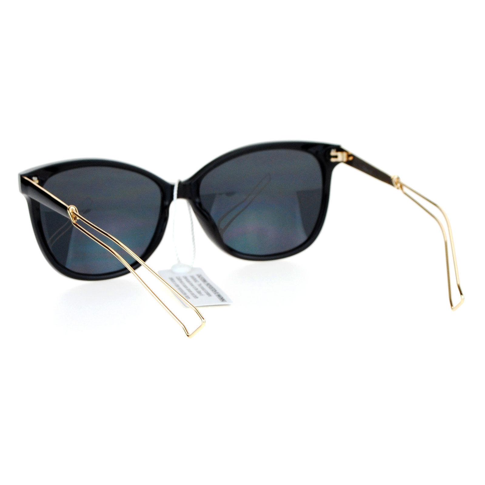Womens Classic Fashion Sunglasses Designer Chic Clean Style UV400