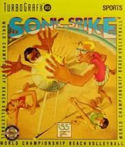 Sonic Spike Turbo Grafx 16 Brand New Fast Shipping - $53.94
