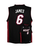 NEW WITH TAGS Miami Heat Lebron James Adidas NB... - $39.95