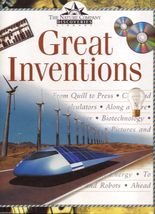 Great Inventions by Richard Wood  - $3.83