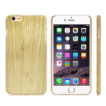 Classic Wood Grain Thin Hard Plastic Back Case Cover for Apple iPhone 6 ... - $3.99