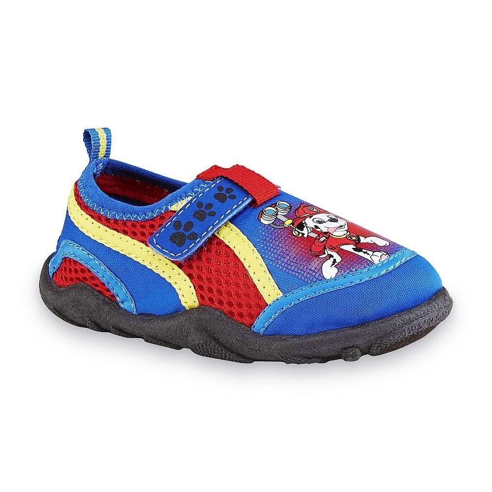 692587ea79d0 PAW PATROL MARSHALL Swim Shoes Water Socks NWT Toddler s Size 5-6