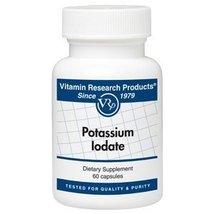 Potassium Iodate (60 Caps) - $39.55