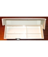 Wards UHT J2000 Free Arm Extension Table Accessories Box Plastic Great C... - $12.50