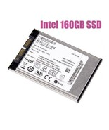 "Intel X18-M 160 GB 1.8"" uSATA Internal Solid State Drive (SSDSA1M160G2HP) - $48.95"
