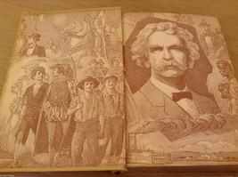 Vintage Mark Twain Works in 8 Volumes Harper and Bros Hardcover image 5