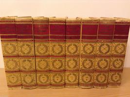 Vintage Mark Twain Works in 8 Volumes Harper and Bros Hardcover image 2