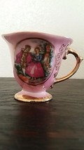 Pink porcelain tea cup children's  - $14.99