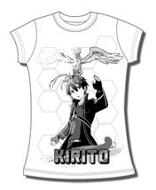Sword Art Online Kirito & Pino JRS T-Shirt GE59395 *NEW* - $19.99+