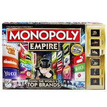 Monopoly Empire Game (Discontinued) From Hasbro - New In Box Unopened - $21.95