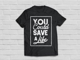 Save Life Samaritans Shirt Samaritans Awareness Gifts - $18.95