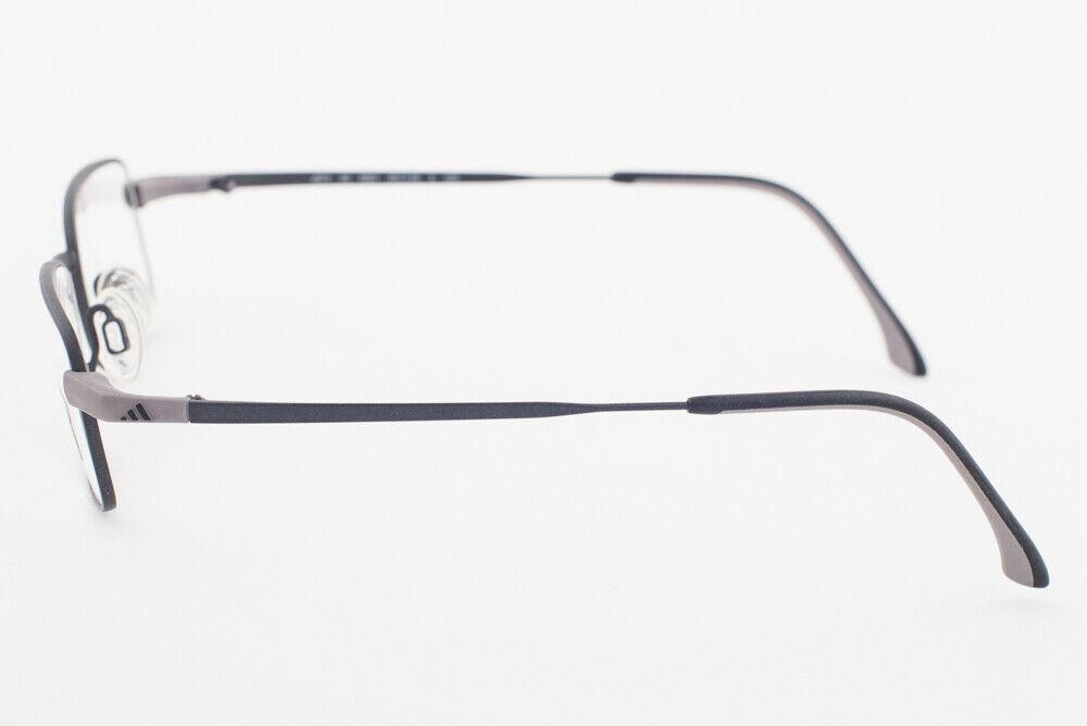 Adidas A973 40 6061 SLEEK Matte Black Eyeglasses 973 406061 45mm