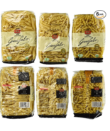 Garofalo Organic Macaroni Casarecce, Gemelli & Penne Ziti Rigate 6 Pack ... - $36.62