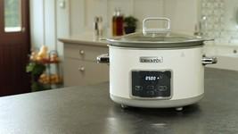 Crock-Pot Duraceramic Csc026X - Pot Of Slow 169.1oz Oven Dishwasher New - $402.42