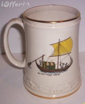 English STAFFORDSHIRE-- Lancaster And Sandland Commerative CUP/MUG - $12.45