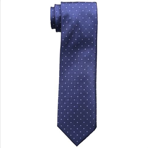 $65.00 Calvin Klein Neckties Mens Micro Reflection Square