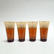 Dark Vanilla Bath and Shower Gel Tube 1.85 oz - 54mL - Lot of 4 tubes - $59.39