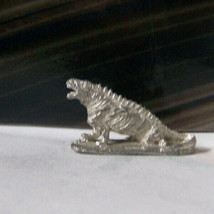 Vintage Dungeons & Dragons Rare Metal Miniature D&D Ral Partha Giant Lizard Rept - $16.19