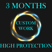 NO DEALS $342 AFTER DISCOUNT 90 DAYS OF CUSTOM HIGH PROTECTION MAGICK FULL COVEN - $342.00