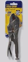 "IRWIN VISE GRIP 7R Original 7"" Straight Jaw Locking Pliers Tool 1-5/16"" 0302L3 - $17.11"