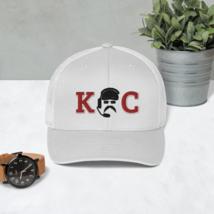 Kansas City Hat / Chiefs Hat / Andy Reid's Trucker Cap image 2