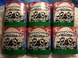 Hatchimals CollEGGtibles Season 4. Hatch Bright.LARGE LOT of 6 Boxes.Random.  - $14.74