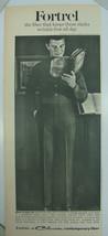 ORIGINAL 1965 Celanese Fortrel Wrinkle-Free Fiber Ad Mark Craig Ltd. Slacks - $10.84
