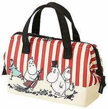 MOOMIN Lunch Bag Pouch Type Lunch Bag Stripe Skater  22 x 11.5 x 16cm F/S - €29,17 EUR