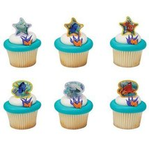 CakeDrake Finding Dory Adventure is Brewing Cupcake Rings (12 Pieces) - $4.90