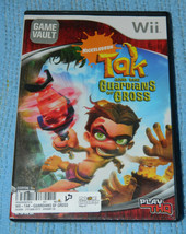 Tak and the Guardians of Gross / Nintendo Wii, 2008 / with Case and Manual - $7.66