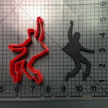 Dancer Silhouette 101 Cookie Cutter - $5.50+