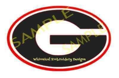 University of Georgia Cut Designs Silhouette Cricut Designs Instant Download