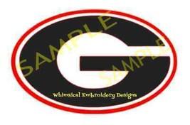 University of Georgia Cut Designs Silhouette Cricut Designs Instant Down... - $3.25