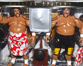 Very Rare 2005 WWE Classic Superstars, The Wild... - $44.95