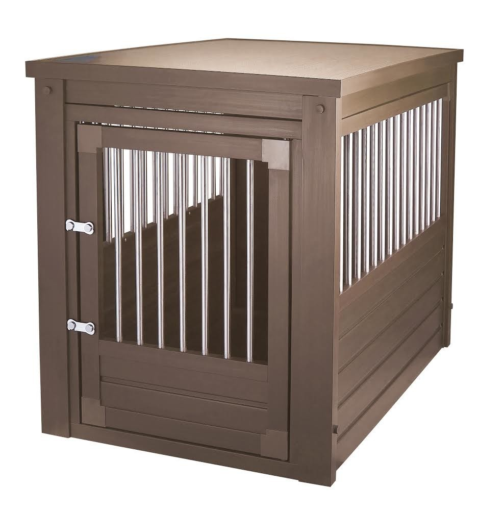 Dog Kennel End Table Crate For Extra Large Dogs Xl Indoor
