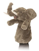 Folkmanis Elephant Stage Puppet - $23.99