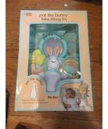Pat the Bunny Take Along Crib Stroller Strap On Baby Toy Penk  Gift NWT ... - $28.01