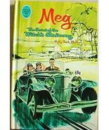 Meg Secret of the Witch's Stairway 1967 mystery UNREAD! - $11.00