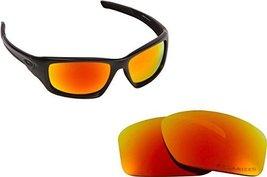 New SEEK OPTICS Replacement Lenses Oakley VALVE - Polarized Red - $18.30