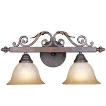 World Imports Lighting  2630-24 Olympus Tradition Collection 2-Light Bat... - $62.36