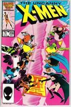 Uncanny X-Men #208 (1963) - 8.0 VF *Retribution* - $4.94