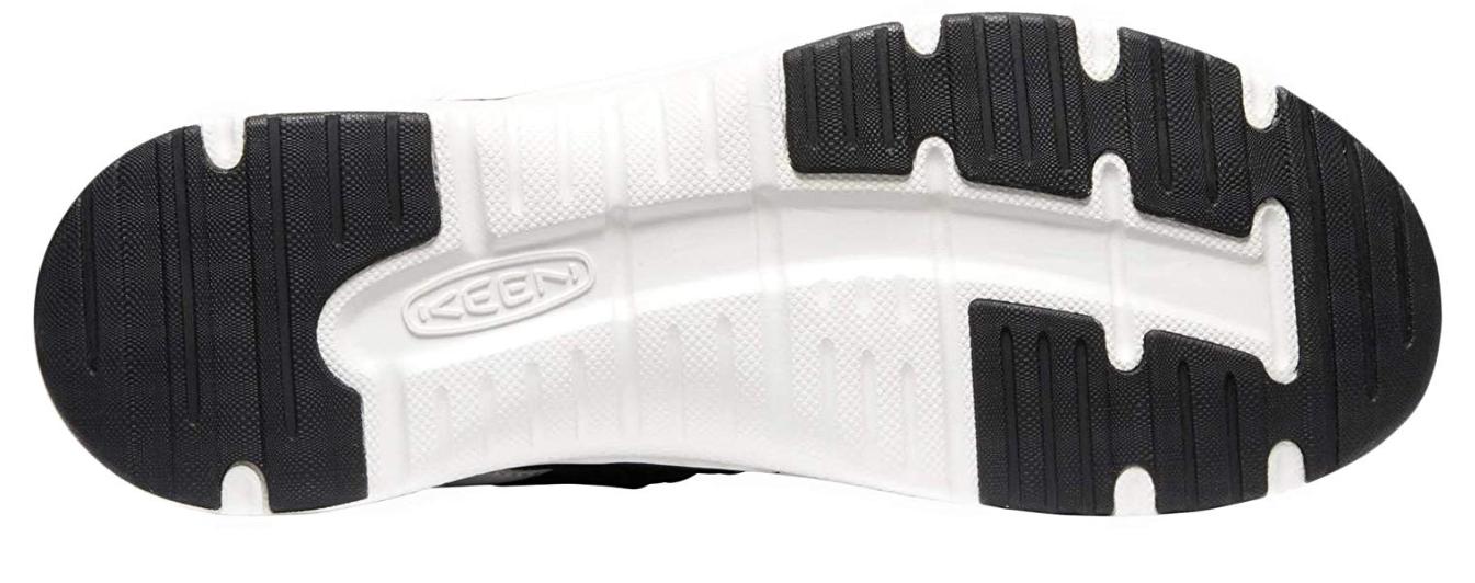 Keen Uneek o2 Size US 7 M (B) EU 37.5 Women's Sport Sandals Shoes Panda Black