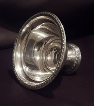 Rogers Sterling Weighted Pedestal Bowl - $10.00