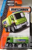 Matchbox 2016 MBX Adventure MBX Swisher Green 28/125  - $0.99