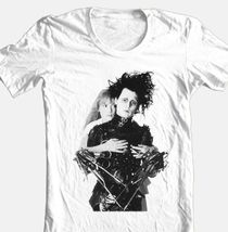Rd scissorhands retro 90 s graphic tshirt johnny depp for sale online white graphic tee thumb200