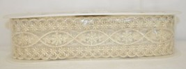 Simplicity 176030007107 Lace Trim Off White With Gold Accent 14 Yards image 2
