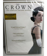 Crown: Season 2 DVD New Sealed The Complete Second Series - $23.42
