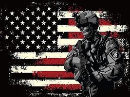 USMC Poster Devil Dogs Poster USMC (18x24) - $19.99